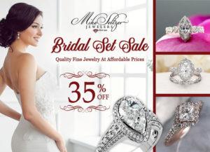 bridal set sale
